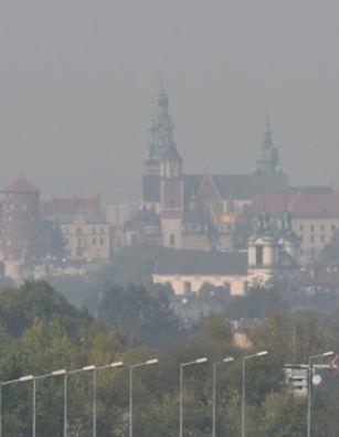Ruchy powietrza w mieście